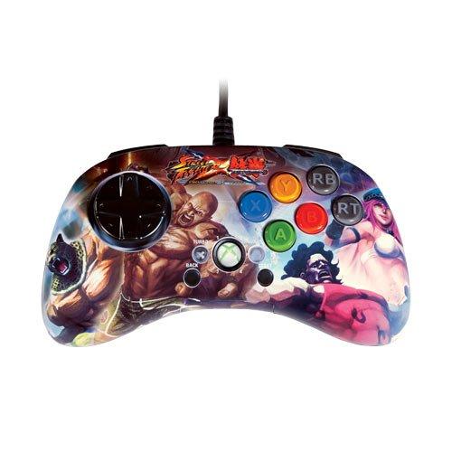 Joypad MC Street Fighter X Tekken FightPad SD Poison (Street Fighter Für Xbox Tekken X 360)