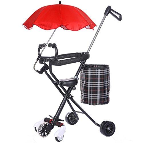 Peixia Department Store Kinderwagen ★ Ultra Lightweight Kinderwagen ★ Klapp-Kinderwagen ★ Geeignet für 2-5 Jahre Alt Baby Buggys Kinderwagen (Farbe : 7#)