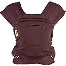 Caboo Plus Cotton Blend Carrier (Huckleberry) by Caboo
