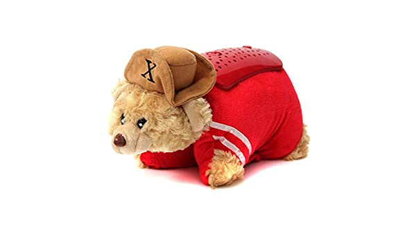 Pillow Pets Dream Lites Playful Bear
