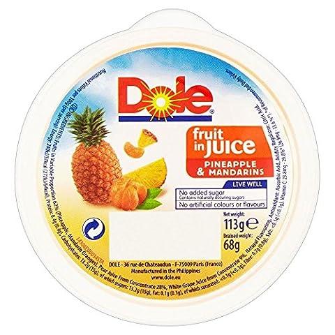 Dole Ananas Obst In Saft Und Mandarinen