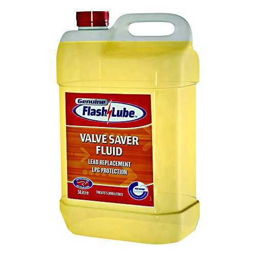 Flash Lube 5 Litri - Valve Saver Fluid - Salva Valvo