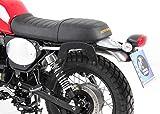 Hepco&Becker C-Bow Seitenträger - einseitig Links – schwarz für Moto Guzzi V 7 II Scrambler/Stornello