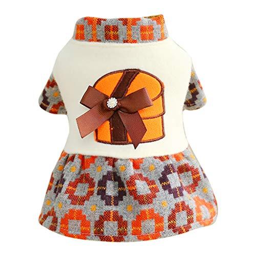 Katze Hund Tutu Kleid Winter Soft Bequem Sweatshirt Hund Prinzessin Kleid Haustier Tutu Kleidung für Hunde - Dackel Kostüm Hunter