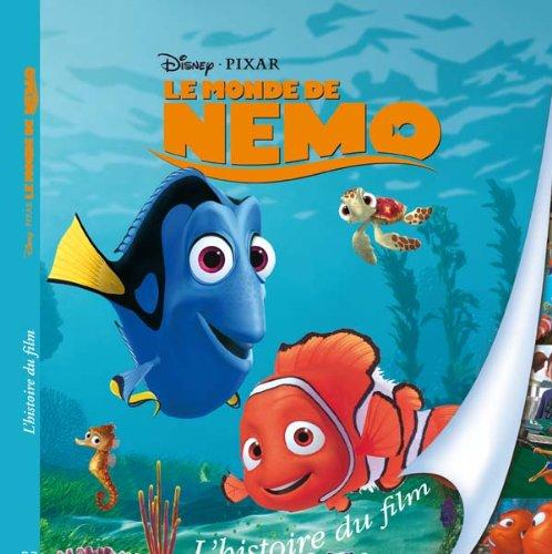 Le monde de Nemo, DISNEY PRESENTE par Walt Disney