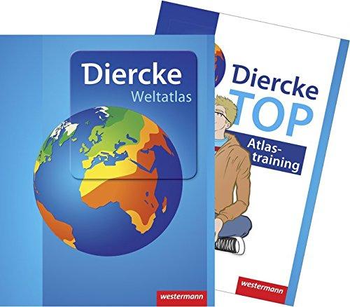 Diercke Weltatlas - Aktuelle Ausgabe: inkl. TOP Atlastraining
