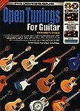 Progressive Open Tunings For Guitar. Für Gitarre