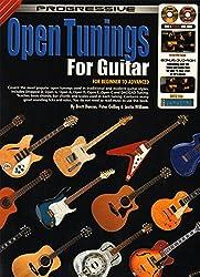 Progressive Open Tunings For Guitar. Partitions, DVD (Région 0) pour Guitare