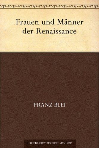 Frauen und Männer der Renaissance
