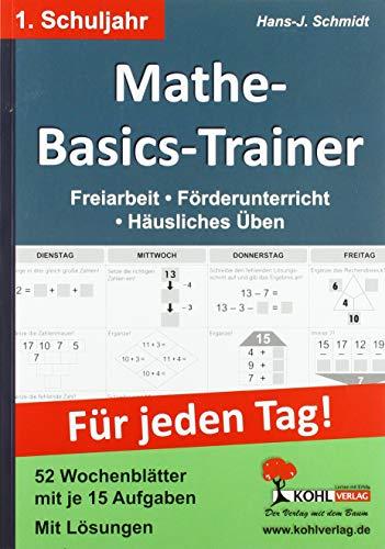 Mathe-Basics-Trainer 1. Schuljahr