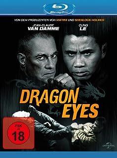 Dragon Eyes [Blu-ray]