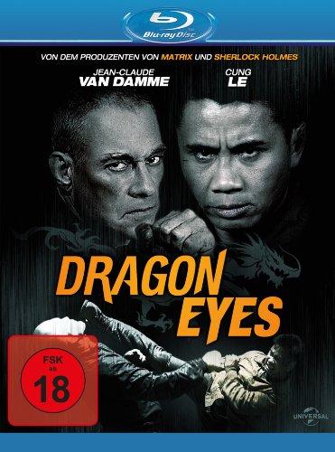 Bild von Dragon Eyes [Blu-ray]
