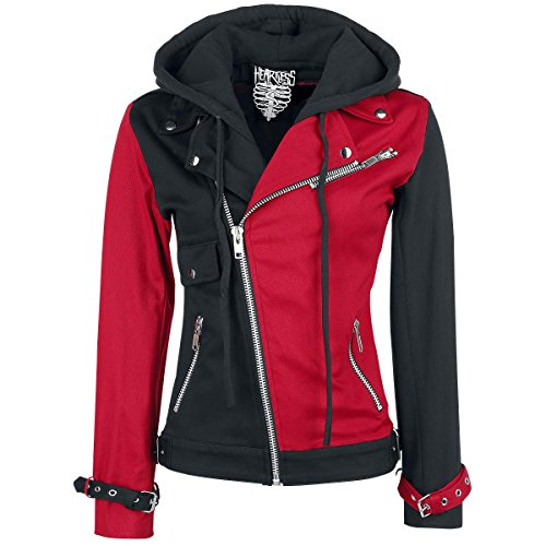 Heartless Jester Harley Quinn Suicide Squad Jacket