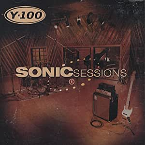 Y100 Sonic Sessions Volume 1 (UK Import)