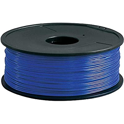 Renkforce Filament PLA175U1 PLA 1.75 mm Blau 1 kg