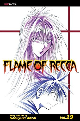 [Flame of Recca: v. 19] (By: Nobuyuki Anzai) [published: June, 2009]