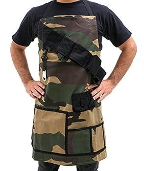 Bigmouth Inc The Grill Sergeant Bbq Apron 7