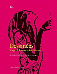 Dessinées : Visages de femmes, poèmes d'amour par Zaü