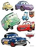 BilligerLuxus Wandtattoo Wandsticker Wanddeko Disney Car's McQueen & Freunde