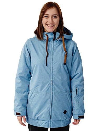 Damen Snowboard Jacke Light Bloom Jacket