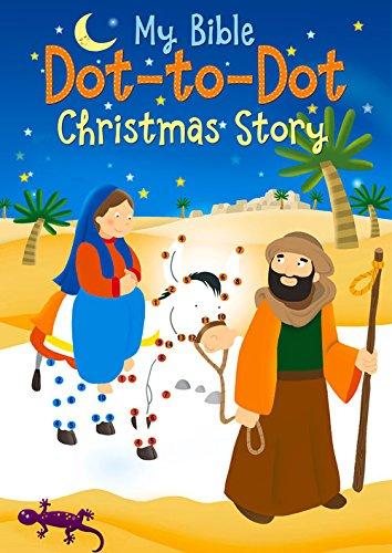 My Bible Dot-to-Dot Christmas Story