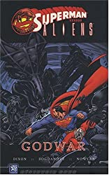 Superman vs Aliens : Godwar