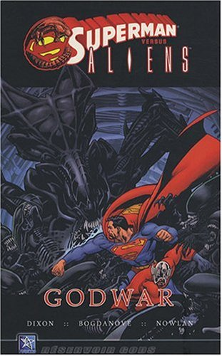 Superman vs Aliens : Godwar