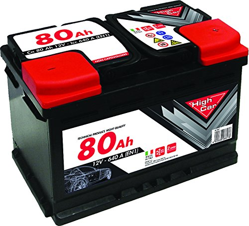 High L3 Car Batteria Auto 80AH 640A