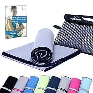 mikrofaser handtuch set microfaser handt cher f r sauna. Black Bedroom Furniture Sets. Home Design Ideas
