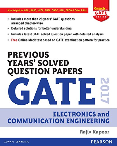 Gate Prev Yrs' ECE 2017