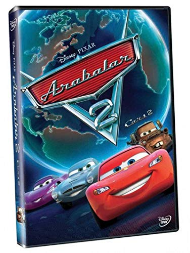Cars 2 - Arabalar 2 (DVD)
