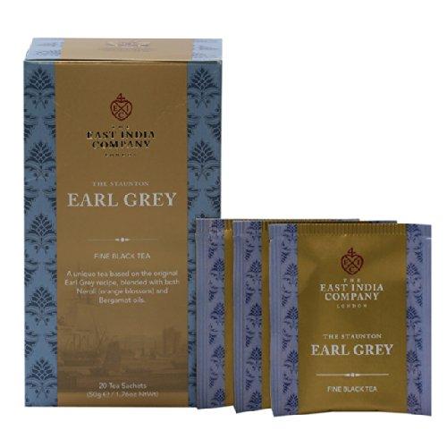 East India Co The Staunton Earl Grey Tea 20 per pack