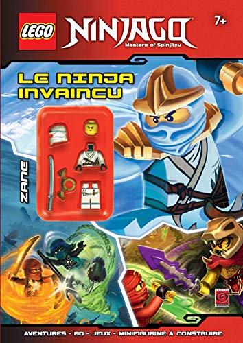 LEGO NINJAGO LE NINJA INVAINCU par