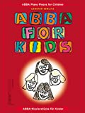 Abba for Kids. Klavier - Noten