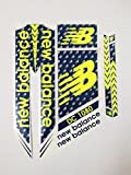 #6: New Balance DC 1080 Shiny Cricket Bat Sticker