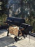 30 kg Smoker Holz zum Smoken oder Räuchern 'Das perfekte BBQ Holz' - Kostenlose Lieferung -
