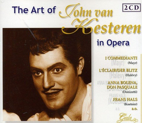 Kesteren john van, tenor