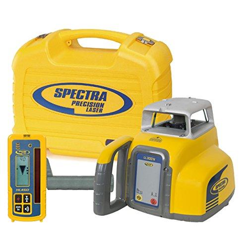 Preisvergleich Produktbild Spectra Precision ll300N-4ll300N Laser-Wasserwaage mit HL450–Gelb