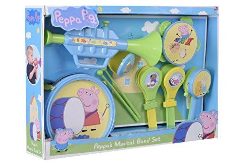 Peppa Pig Set de Banda Musical
