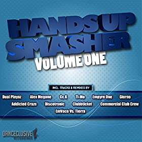 Various Artists-Hands Up Smasher Vol.1