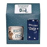 Best love Dad Mugs - Boofle Brilliant Dad Mug and Socks Gift Set Review