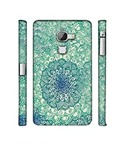 NattyCase Flowers & Leafs Mix Design 3D Printed Hard Back Case Cover for Letv Le Max