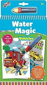 Galt Toys Lápiz Mágico Vehículos, Multicolor (1004933)