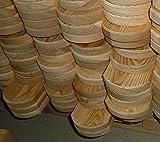 44 Stück Zaunlatten sibirische Lärche 60cm 90x20mm