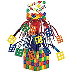 Block Party Cascade Centrepiece Table Decoration by Building Block Party