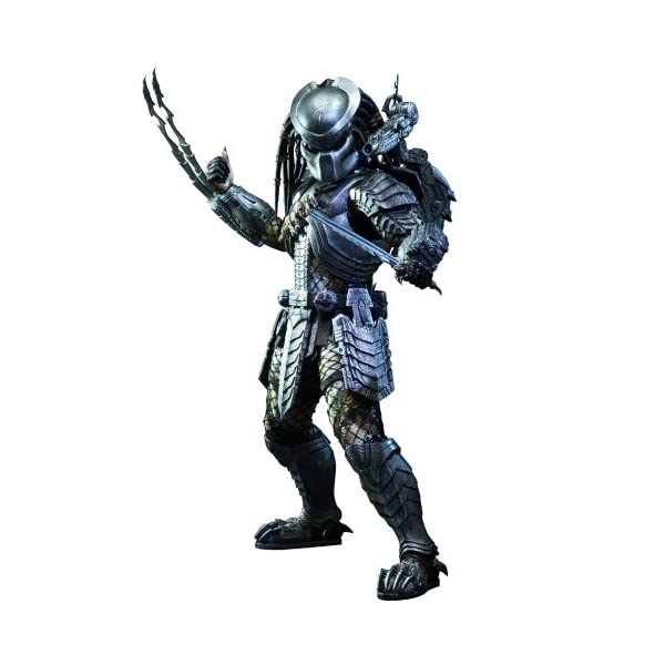 "[Movie Masterpiece] ""AVP"" 1/6 scale figure Scar Predator (Version 2.0) (japan import) 1"
