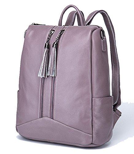 Fanova ,  Schulrucksack violett hellviolett (Diaper Gucci Bag Baby)