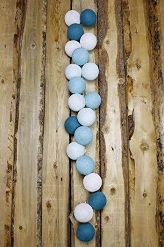 Cotton Ball Lights 716855431929