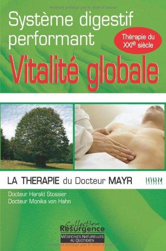 Vitalité globale - Dr Mayr - Système digestif