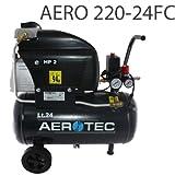 Kompressor Aerotec AERO 220-24 FC ölgeschmiert